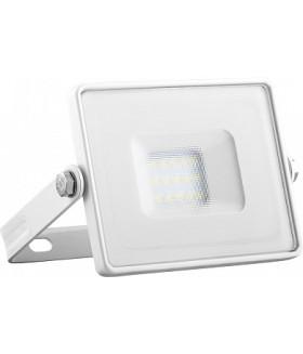 Прожектор светодиодный 2835 SMD 20W 6400K IP65 AC220V/50Hz, белый с матовым стеклом , LL-919