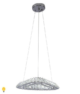 Светодиодная люстра (LED) SmartbuyCrystal163-23W/4K (SBL-CR-23W-163-4K)
