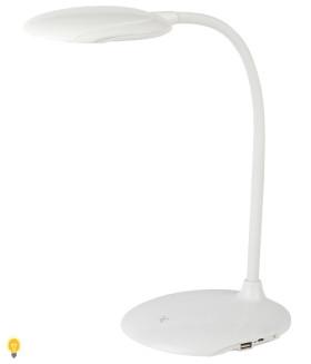 Светодиодный настольный светильник ЭРА NLED-457-6W-W белый