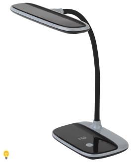 Светодиодный настольный светильник ЭРА NLED-458-6W-BK черный