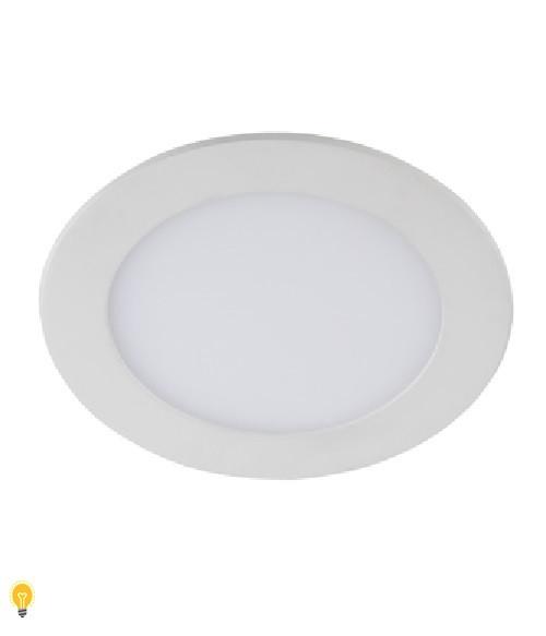 Светильник ЭРА светодиодный круглый LED 24W 220V 6500K LED 1-24-6K