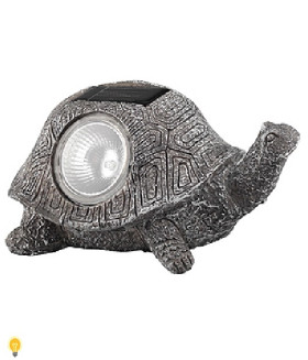 Садовый светильник SA3 ЭРА «Черепаха» Акку NiMH AA, солн.бат, 1xLED, карт
