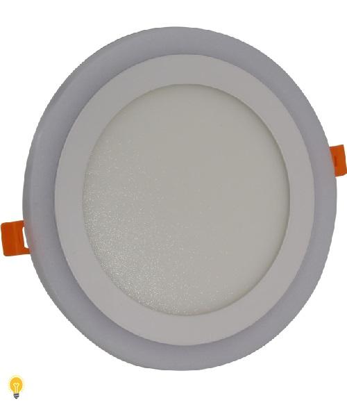 Встраиваемый (LED) светильник с подсветкой DLB Smartbuy-13w/3000K+B/IP20 (SBL-DLB-13-3K-B)