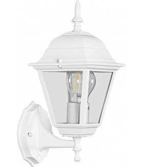 Светильник садово-парковый, 60W 230V E27 белый, 4101