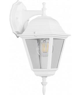 Светильник садово-парковый, 60W 230V E27 белый, 4102