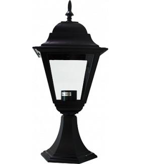 Светильник садово-парковый, 60W 230V E27 черный, 4104