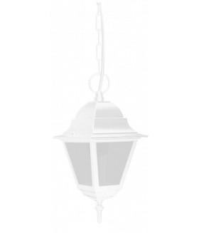Светильник садово-парковый, 60W 230V E27 белый, 4105