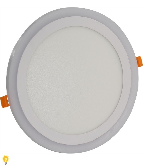 Встраиваемый (LED) светильник с подсветкой DLB Smartbuy-18w/6500K+O/IP20 (SBL-DLB-18-65K-O)