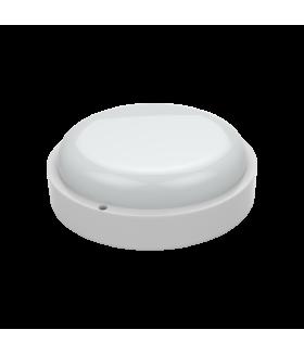 Светодиодный светильник GAUSS круглый D160*53 IP65 15W 6500K 1/40