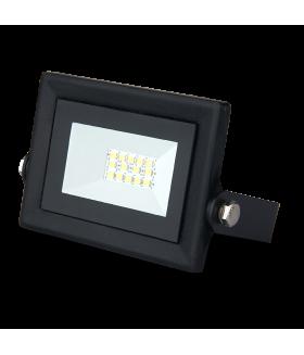 Прожектор Gauss LED Qplus 10W IP65 6500К черный 1/60