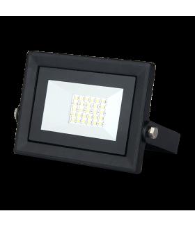 Прожектор Gauss LED Qplus 20W IP65 6500К черный 1/40