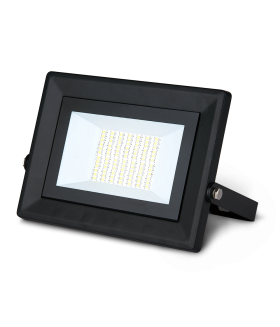Прожектор Gauss LED Qplus 50W IP65 6500К черный 1/24