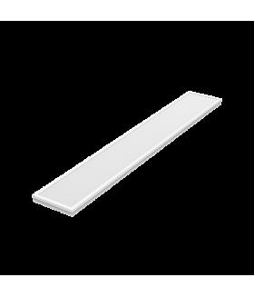 Светильник LED Gauss 36W 4000K офисный 1198*180*19 мм с призматическим рассеивателем 1/4