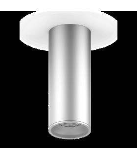 LED светильник накладной HD006 12 (хром сатин) 4100K 79x200мм 1/30