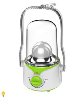 Светодиодный аккумуляторный кемпинговый фонарь 45 SMD