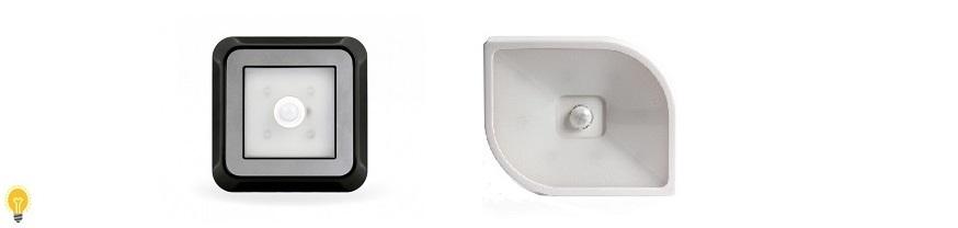 Светодиодные фонари с датчиком