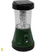 Светодиодный аккумуляторный кемпинговый фонарь 2 в 1 1Вт+17LED