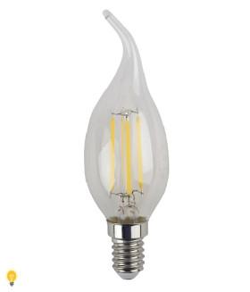 Светодиодная лампа ЭРА F-LED BXS-5w-840-E14