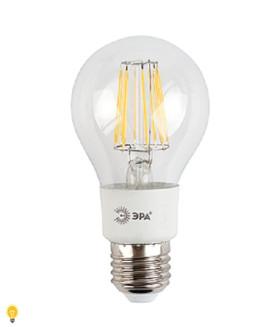 Светодиодная лампа ЭРА F-LED P45-7w-827-E14
