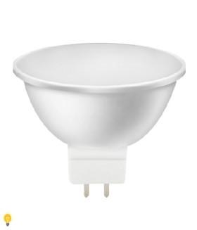 Светодиодная (LED) Лампа Smartbuy-Gu5.3-05W/4000