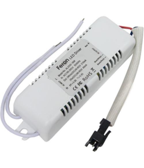 Трансформатор электронный (драйвер) для AL2660 16W AC185-265V DC 48-60V для white и 24-30V для red 280mA, LB154