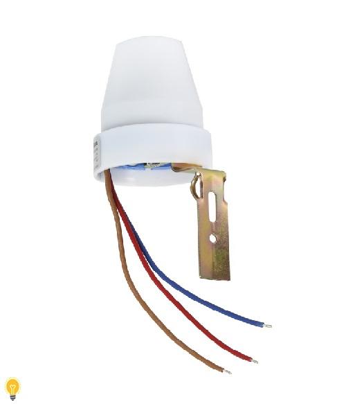 Фотореле, 10А (2200Вт) IP44 sbl-fr-601