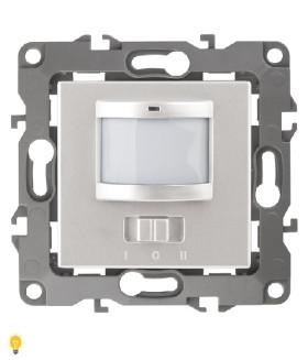 Датчик движения 2-проводной, 180-250В, 200Вт, Эра12, перламутр 12-4103-15 ЭРА