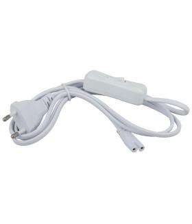 Сетевой шнур с выключателем LLED-A-CABLE-1.5m-SW-W
