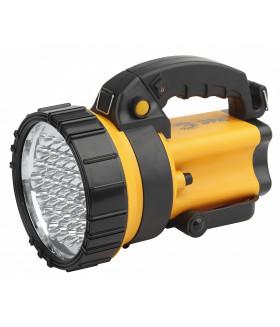 Прожектор АЛЬФА [36xLED, литий 3Ач, ЗУ 220V+12V, карт] PA-603