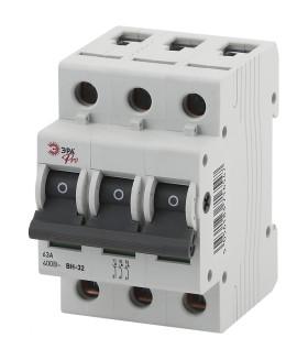 Выключатель нагрузки NO-902-90 ВН-32 3P 63A ЭРА Pro