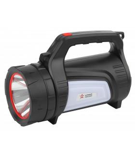 Прожектор Шмель 10Вт, боковой свет, красный маяк, USB, powerbank, индикатор,PA-702