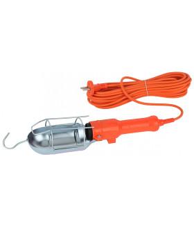 Светильник переносной с выключателемючателем 5м ЭРА WL-5m