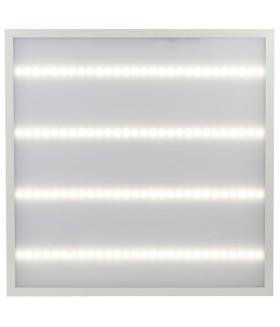 Светодиодный светильник 595x595x19 48Вт 4200Лм 6500К матовый SPO-6-48-6K-M (4)