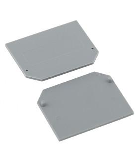 Пластиковый торцевой маркируемый изолятор под винтовые клеммы (100/1500/36000) ЭРА NO-550-06