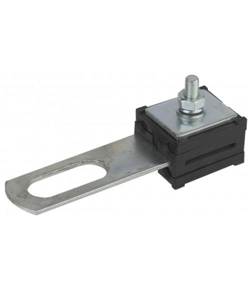 Зажим анкерный PAS210/450 (2х10/4х50) рознич. упак. (1шт.) PAS210/450-r