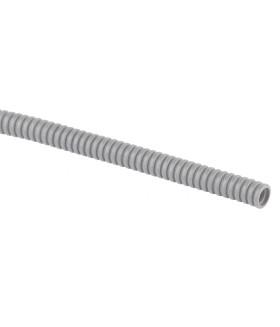 Трубы гофрированные ПВХ ЭРА (серый) d 16мм с зонд. легкая 20м GOFR-16-20-PVС