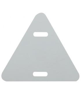 Бирка кабельная маркировочная У136 треугольник 52х55мм (100шт) Y-136