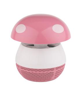 Противомоскитная ультрафиолетовая лампа (розовый) ERAMF-03