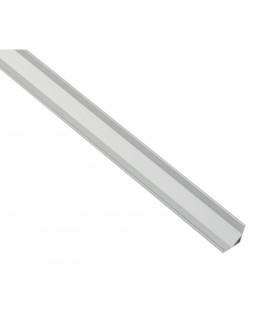 Угловой анодированный профиль CAB280 16х16мм, 2м 1616-1