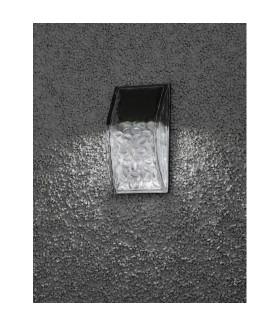 Фасадная подсветка Кристалл, на солнечной батарее, 3LED, 7lm ERAFS024-39 ЭРА