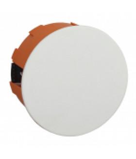 Коробка распаячная KRP 80х40мм для полых стен пласт. лапки, крышка IP20 (175/1575) ЭРА