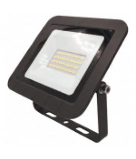 Прожектор светодиодный уличный 30Вт 2800Лм 6500К 160x135x30 PRO LPR-061-0-65K-030 ЭРА
