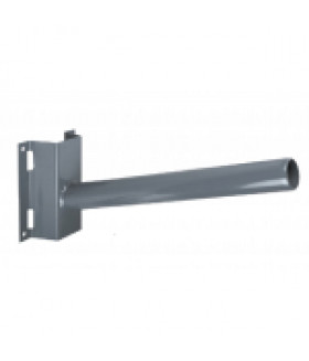 Кронштейн на столб под бандажную ленту 122*150*400, d 48mm SPP-AC5-0-400-048 ЭРА
