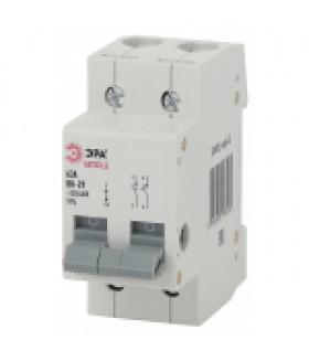 Выключатель нагрузки (мини-рубильник) ВН-29 1P 16А SIMPLE-mod-55 ЭРА SIMPLE
