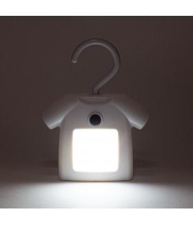 Светильник-ночник NLED-485-1W-SW-W белый ЭРА