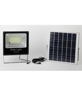 Прожектор светодиодный уличный на солн. бат. 150W, 1500 lm, 5000K, с датч. движения, ПДУ, IP65 ЭРА