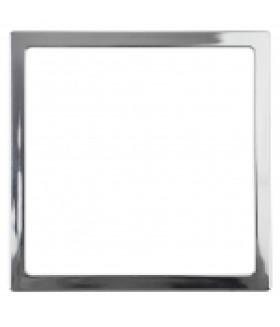 Декоративная рамка, Эра Elegance, хром 14-6001-43 ЭРА