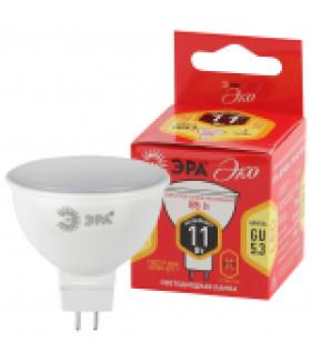 Светодиодная лампа ECO LED MR16-11W-827-GU5.3 ЭРА