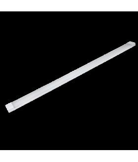 Линейный светильник IP20, 0,6 м, 18 Вт, 6500К, призма SPO-532-0-65K-018 ЭРА