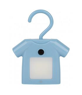 Светильник-ночник NLED-485-1W-SW-BU голубой ЭРА